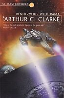 Rendezvous With Rama by Arthur C. Clarke, Book, New (Paperback)