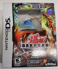 Bakugan: Defenders of the Core (Nintendo DS) Collector's Edition Brand New