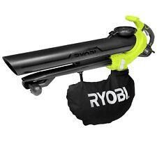 Ryobi RBV3000CESV 3000W 3-in-1 Electric Leaf Blower Garden Vacuum Vac +WARRANTY!