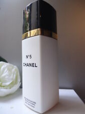 No5 Body Satin Spray 125ml +Luxury CHANEL Gift Wrap & Carrier Bag New Sealed Box