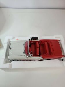 Danbury Mint 1955 Oldsmobile Super Eighty Eight Convertible Car New in box