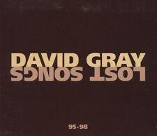David Gray: Lost Songs 95 - 98 CD con slipcase