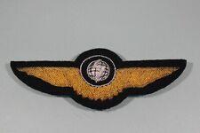 Post WW2 West German Bundeswehr Luftwaffe 1 Silver BULLION Radio Op Wings F128