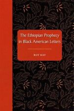 The Ethiopian Prophecy in Black American Letters (History of African-American
