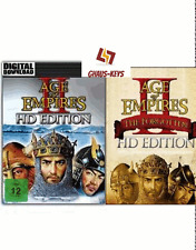 Age of Empires 2 II HD+The Forgotten Expansion Steam Pc Key Global Blitzversand