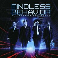 MINDLESS BEHAVIOR All Around The World (2013) 15-track CD album NEW/SEALED