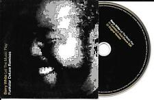 CD CARTON CARDSLEEVE 2T BARRY WHITE LET THE MUSIC PLAY (FUNKSTAR DELUXE REMIXES)
