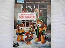 1972 Montgomery Wards Centennial Christmas Catalog-Toys, Clothing, Electronics++