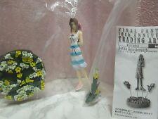 New Final Fantasy 10th Anniv.Trading Arts Mini Aerith Gainsborough Figure Rare