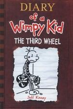 Diary of a Wimpy Kid: The Third Wheel 7 by Jeff Kinney (2012, Hardcover,...
