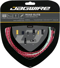 Jagwire Road Elite Link Brake Cable Kit SRAM/Shimano, Red