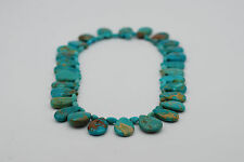 61 grams Irregular Shape Stabilized Turquoise bead
