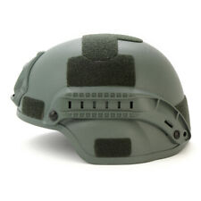 Tactical Airsoft Mich Thicker Helmet Combat Cycling Training Helmet