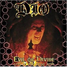 DIO - Evil Or Divine - Live In New York City CD
