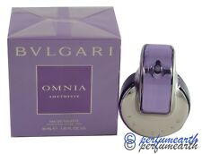 Omnia Amethyste By Bvlgari 1.35 oz. Edt Spray For Women New In Box