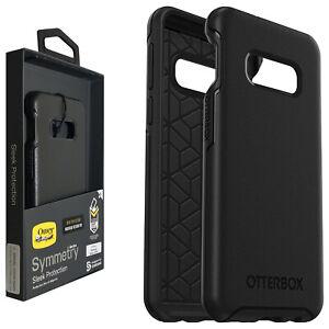 Otterbox Symmetry Tough Rear Case Cover for Samsung Galaxy S10e - Black
