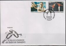 O) 2012 50 Years Of The Founding Of The Ballet De CamagüEy, First Day Cover