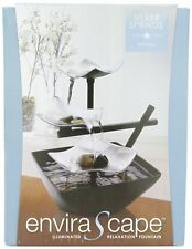 Fountain Waterfall Table Rock Relaxation Tabletop Water Garden Indoor Home Decor