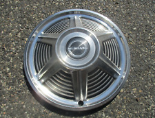 One factory 1964 1965 Ford Mustang 13 inch hubcap wheel cover