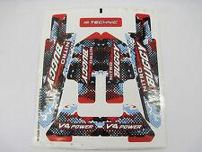 LEGO® Technic Zubehör 1x Sticker/Aufkleber Bogen für Nitro Buggy V 4  Neu