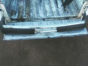 Fiat 124 Spider Rear Bumper 1978
