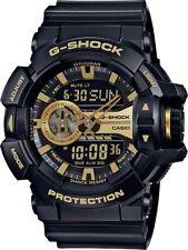 BRAND NEW CASIO G-SHOCK GA400GB-1A9 BLACK/GOLD ANA-DIGI MENS WATCH NWT!!!