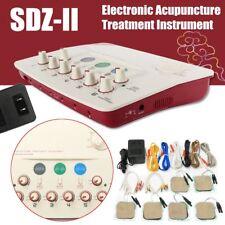 Instrument de traitement électronique d'acuponcture de muscle de nerf SDZII