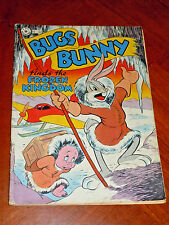 "BUGS BUNNY #164 FOUR COLOR (1947) VG (4.0) cond. ""Frozen Kingdom"""