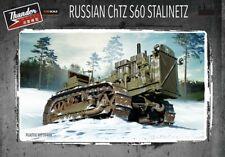 THUNDER MODEL TM35400 Russian ChTZ S60 Stalinetz in 1:35
