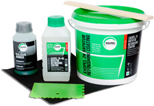 Ekopel 2K-Set Badewannenlack Geruchlos Dickschicht Lösungsmittelfrei Gießmethode