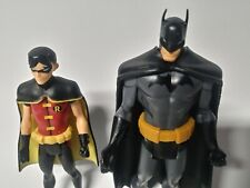 DC UNIVERSE_YOUNG JUSTICE Collection__BATMAN & ROBIN figures_2-Pack. Loose