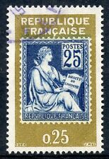 STAMP / TIMBRE  OBLITERE N° 1416  PHILATEC 1964 / TYPE MOUCHON