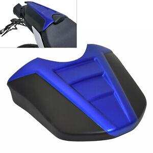 Blue Passenger Pillion Rear Seat Cover Cowl For YAMAHA FZ10 MT-10 MTN 2016-2021
