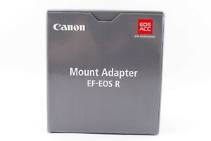 Canon EF-EOS R Control Ring Mount Adapter [Brand New] From Japan [6199]