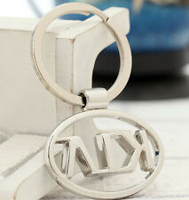"3D Metal Car Logo Keychain 4x2.7cm(1.57*1.06"") Pendant Ring Key Holder For KIA"