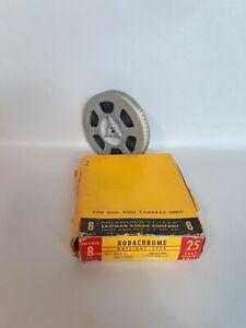 1952 Kodak Chrome Found Family Photos 25feet