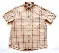 JACK WOLFSKIN Travel Men's Shirt Herren Hemd Gr.XL outdoor Kariert/Check