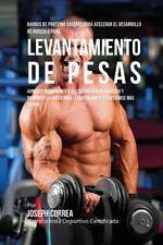 Barras de Proteina Caseras para Acelerar el Desarrollo de Musculo para...