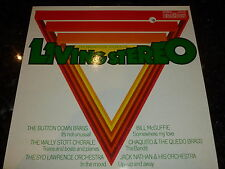 LIVING STEREO - The maginificent Sounds of Stereo - 1969 USA Vinyl LP