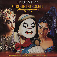 1 CENT CD Cirque du Soleil: Le Best Of (20th Anniversary Edition) OST