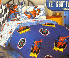 TWIN / FULL - Marvel Comics - Spider-Man Extra Soft BLANKET