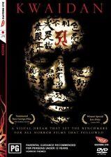Kwaidan (DVD, 2006) Region 4 Rare OOP Eastern Eye Asian Cult Japan VGC