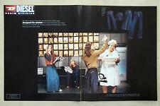 C422-Advertising Pubblicità-1998- DIESEL DENIM DIVISION
