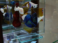 Dorit Levi - Sound and Movement - Limited Edition Glass Sculpture - Very Rare