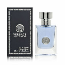 Versace Pour Homme 1.0oz/30ml Men's Cologne **EDT**Eau de Toilette Spray NIB