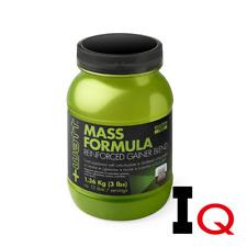 GAINER proteine e carbo Mass Formula 1,36 Kg 3 libbre +WATT