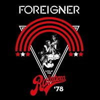 Foreigner - Live At The Rainbow 78 [CD] Sent Sameday*