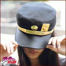 Jojo's Bizarre Adventure Hat Jotaro Kujou Joseph Army Military Cap Visor Cap Hat