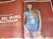 Sport Week.Cristina Chirichella,ppp