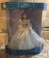 RARE Cinderella Barbie Doll Walt Disney Classic Collection 88001 VIntage New